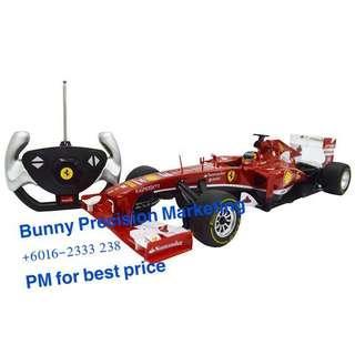 RC F1 Ferrari (High Grade).