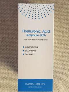 韓國玻尿酸精華 Korea Devilkin Hyaluronic Acid Ampoule 90%