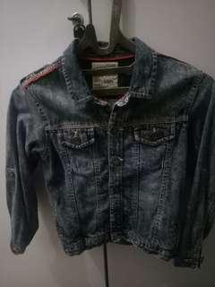 jaket jeans boy