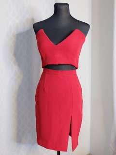 Red Coordinates- Made for Liza Soberano!