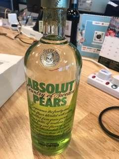 Limited  edition  Pear Vodka - 1 litre