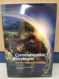 AB0601 Communication Fundamentals Textbook - Communication Strategies for the Global Workplace 2nd edition