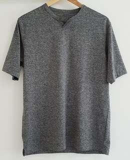 Custom made gray shirt