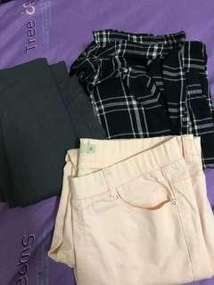 Pants 3 for $10