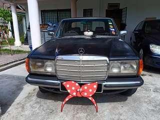 Mercedes Benz W123 200