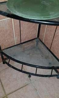 Used corner stand
