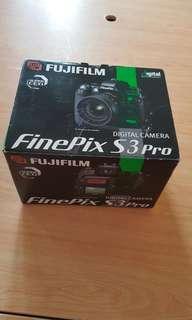 Fujifilm S3pro