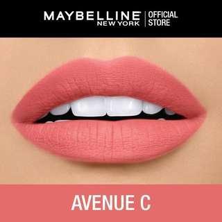 Maybelline Avenue C Lipstick