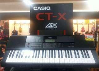 Keyboard Casio CT X700 Bisa Kredit Tanpa Kartu Kredit Bunga 0%