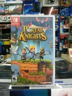 🆕 Nintendo Switch Portal Knights