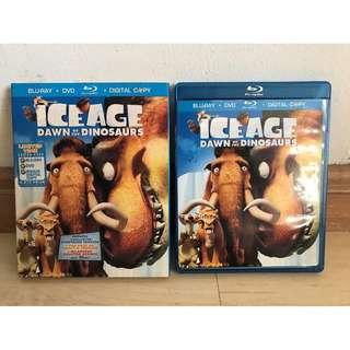 Fox	BD	Ice Age Dawn of the Dinosaurs