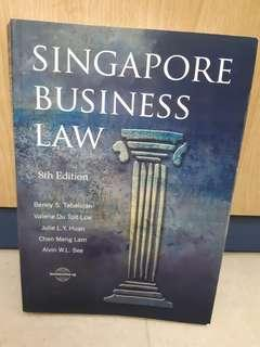 Singapore Business Law 8th edition