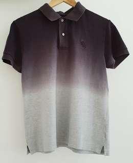 Bench ombre polo shirt