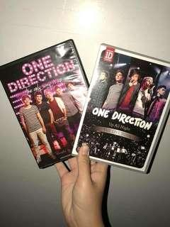 One Direction Documentary DVDs