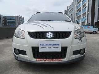 Suzuki SX4 1.6 5-Dr Auto