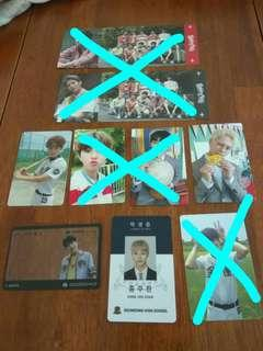 WTS Golden Child pcs