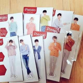 Wanna One X Pleasia Standee