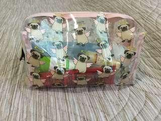 BN FOREVER 21 CLEAR CASE PUPPY
