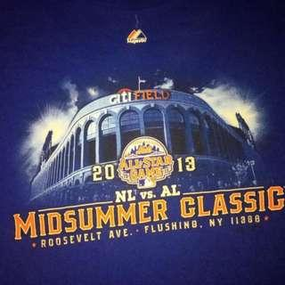 MLB 2013 All Stars Game shirt
