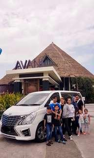 MPV Hyundai Starex 11 Seater /Chauffer /Rental /Tour /Trip /Transport to Malaysia