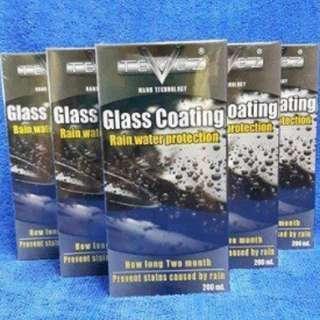 Glass Coating Windshield