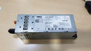 Dell Poweredge R710 Power Supply (A570P-00)