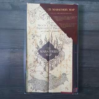 Interactive Marauder's Map from Osaka Japan || Harry Potter