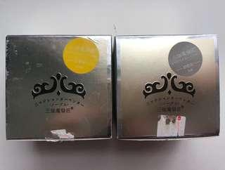 Japan Temporary Colour Hair Wax (Silver-Avail & Gold-Sold)