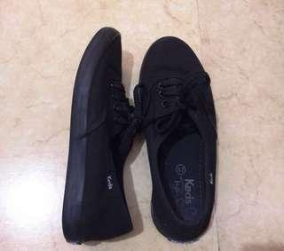 *Repriced! Keds Black Shoes Size 6