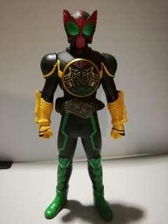 Bandai Kamen Rider OOO Sofubi