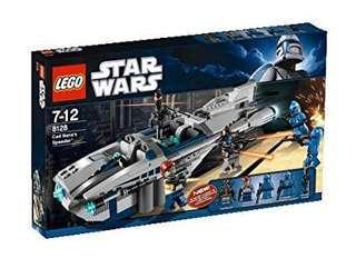 LEGO Cad Bane's Speeder (8128) MISB