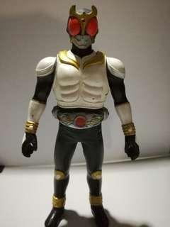 Bandai Kamen Rider Kuuga (White Form) Sofubi