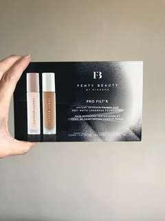 FREE ! Fenty Beauty Pro Filt'r Soft Matte Longwear Foundation Sample