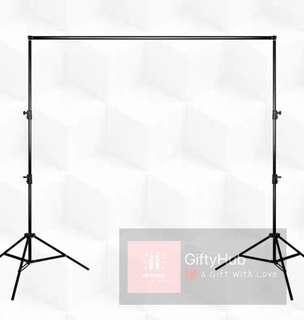 【Rent】Backdrop Stand
