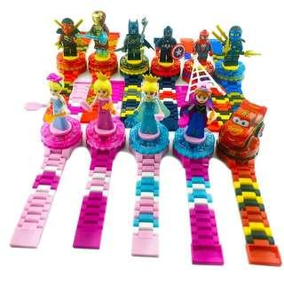 Lego Watch for Kids
