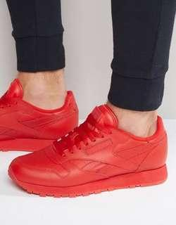 REEBOK CL SOLIDS RRP $130