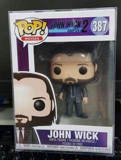 John Wick funko pop for sale