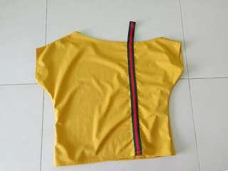 New yellow top