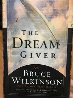 🚚 Religious Motivation - The Dream Giver by Bruce Wilkinson