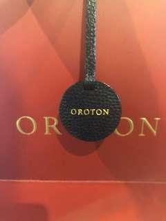 OROTON Bag Tag - make an offer