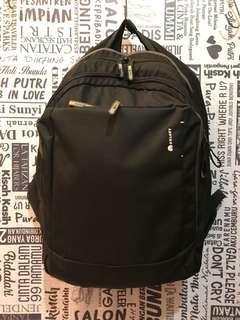 Delsey extendable laptop backpack #bersihbersih
