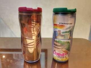 Starbucks City Mugs and Special edition Tumblers