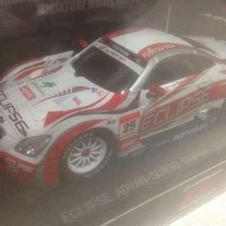 SUPER GT500 M7 ECLIPSE ADVAN 2007 series
