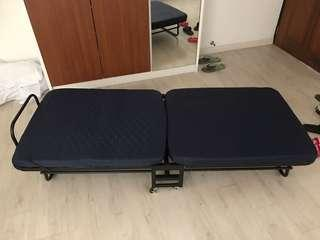 Moving out Sale: Folding Bed (Single)