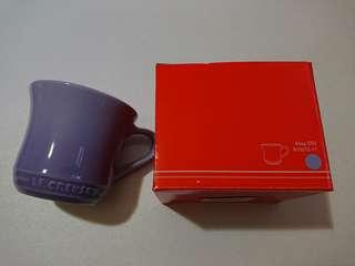 Le creuset日版 pastel purple ss mug