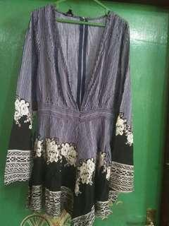 jumpsuit hotpants