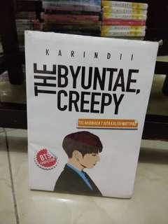 the byuntae creepy by karindii