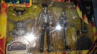 Devilman 惡魔人玩具反斗城限定版 不動明 牧村美樹 figure