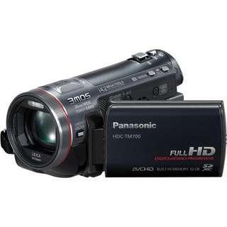 Panasonic TM700 3CCD Camcorder