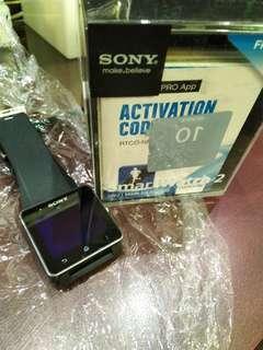 Sony nfc runtastic sw2 smart watch